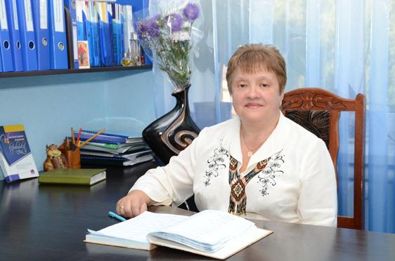 Завідувач Дуднікова Любов Іванівна, вища педагогічна освіта